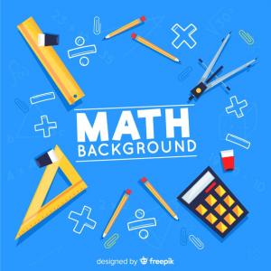 image réussir en math