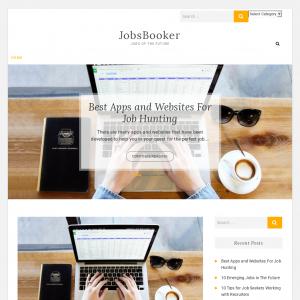 Jobs booker