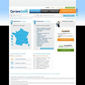 Carriere online