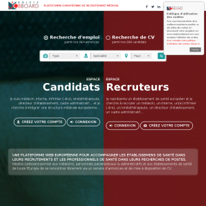 Medicis-Jobboard