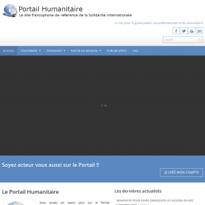 Portail humanitaire