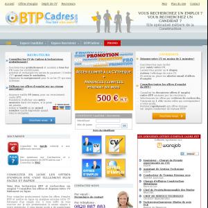 BTPcadres.com