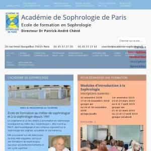 Académie-sophrologie.fr