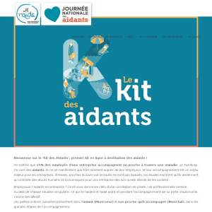 Le kit des aidants