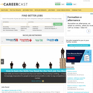 Career cast