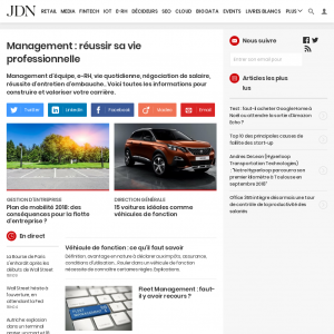Journaldunet.com Management