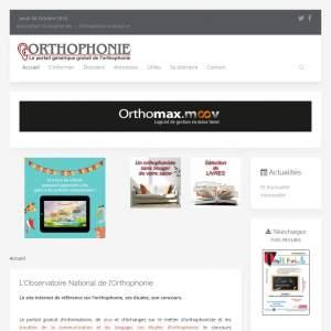 Ortophonie.fr