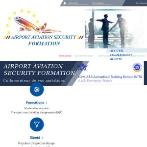Airport Aviation Security Formation