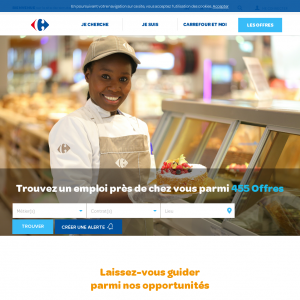 Recrute Carrefour