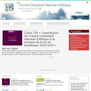 CCNE-Ethique.fr