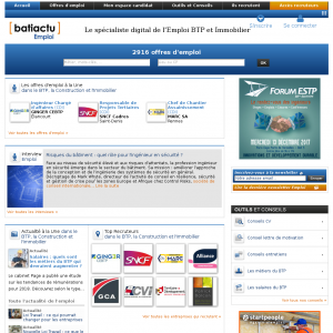 Batiemploi.com