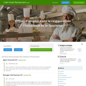 Emploi.cafe-hotel-restaurant