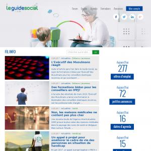 Guide Social Belgique