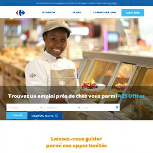 Recrute Carrefour