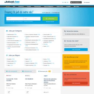 Page web Jobat