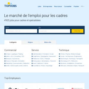 Topjobs.ch