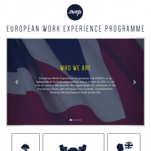 European Work Experience Programme