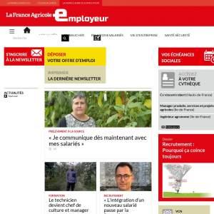 La France Agricole employeur