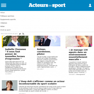 Acteursdusport