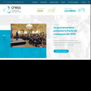 Homepage site cress bourgeogne
