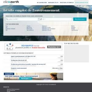 Clic & Earth