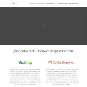Job E-commerce