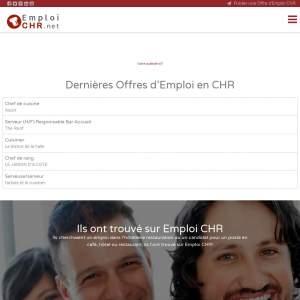 Emploi CHR