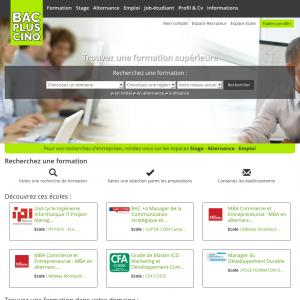 Bac + 5