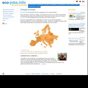 Eco Jobs