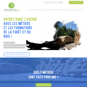 Metiers-foret-bois.org