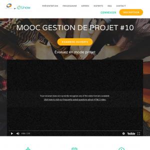 Ecole Central de Lille - Mooc gestion de projet