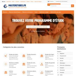 Master Etudes.fr