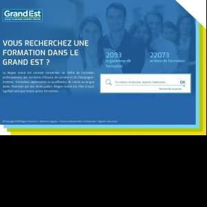 Formation Grand Est