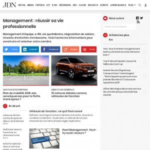 Journaldunet.com Management