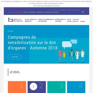 Agence Biomédecine