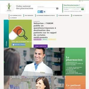 Ordre des pharmaciens