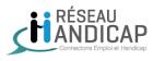 logo réseau handicap