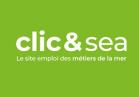 logo clic and sea