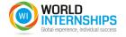 logo worldinternships