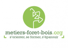 logo metiers foret bois